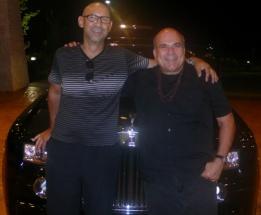 Andrzej Batko i Joe Vitale w Austin w Texasie