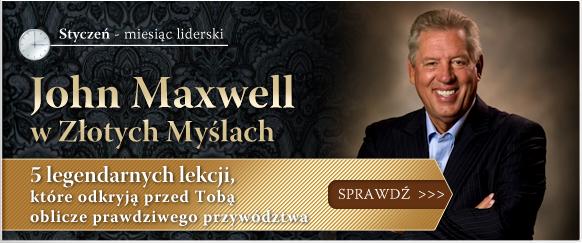Maxwell wZłotych Myślach