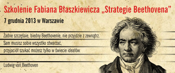 Strategie Beethovena