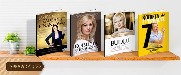Półka kobiety sukcesu